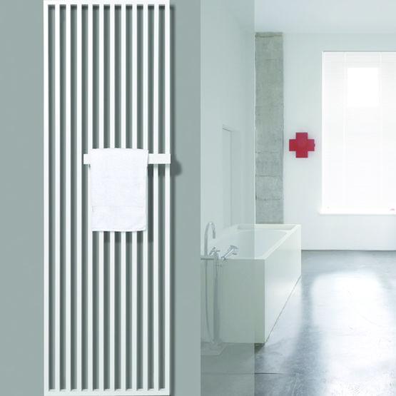 radiateur mural tubes rectangulaires arche plus vasco vasco group. Black Bedroom Furniture Sets. Home Design Ideas