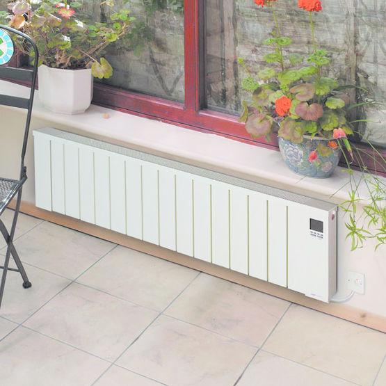 radiateur plinthe avec briques c ramiques haute densit jawotherm 12b06t dangel electro. Black Bedroom Furniture Sets. Home Design Ideas