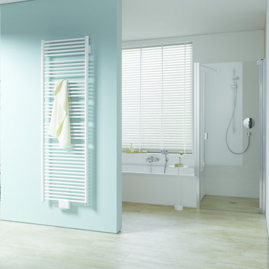 radiateur s che serviettes geneo circle kermi. Black Bedroom Furniture Sets. Home Design Ideas