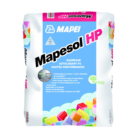 ragr age autolissant p3 pour sol int rieur mapesol hp mapei. Black Bedroom Furniture Sets. Home Design Ideas