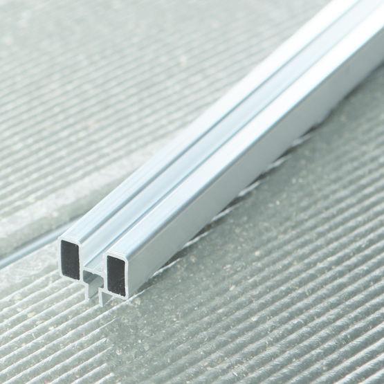 Rail En Aluminium Pour Lames De Terrasse Upm Profi Alu Rail Upm