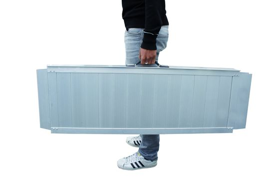 rampe d 39 acc s pmr pliable et portable rampe pmr viso. Black Bedroom Furniture Sets. Home Design Ideas