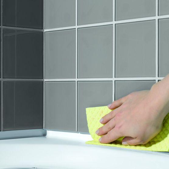 Rebords relev s bette pour baignoires et receveurs de douche Receveur baignoire