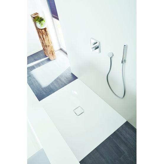 Receveur douche a l italienne salle de bain italienne for Poser receveur douche italienne