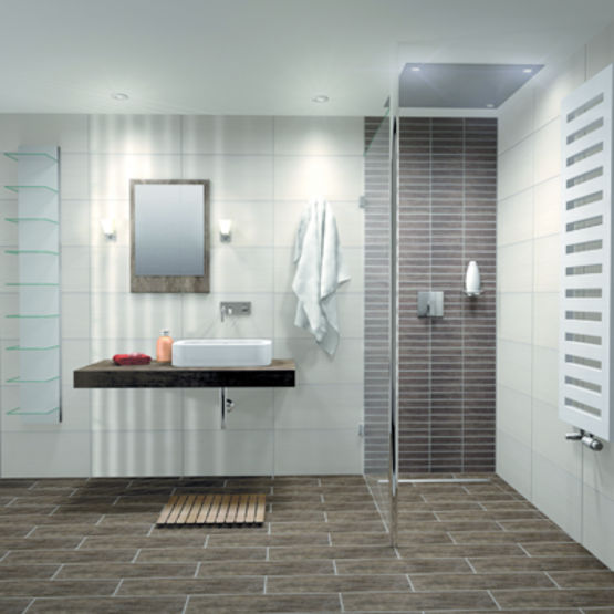 receveur de douche extra plat 4 pentes tub line h lux elements. Black Bedroom Furniture Sets. Home Design Ideas