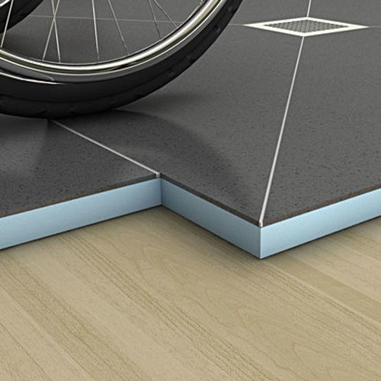 receveur de douche pour montage sur planchers bois fundo ligno wedi. Black Bedroom Furniture Sets. Home Design Ideas