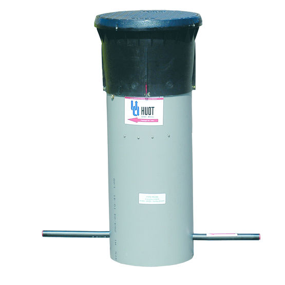 Regards de comptage hors gel hauteur r glable huot st - Comment isoler un compteur d eau exterieur ...