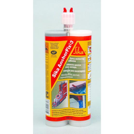 Scellement chimique sika anchorfix 1 - Cartouche scellement chimique ...