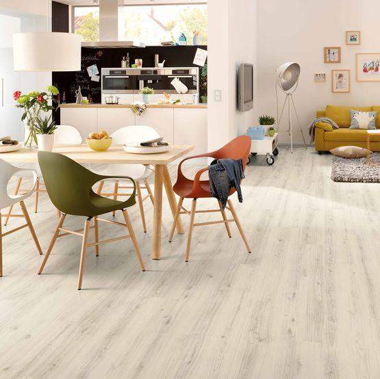 Revêtement de sol d\'aspect moderne à haute résistance | Design+