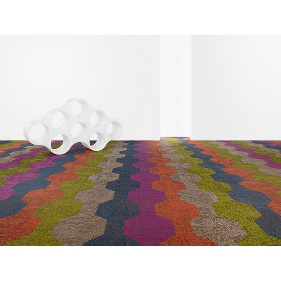 rev tement de sol vinylique tiss aspect sisal ou coco bolon create artepy. Black Bedroom Furniture Sets. Home Design Ideas