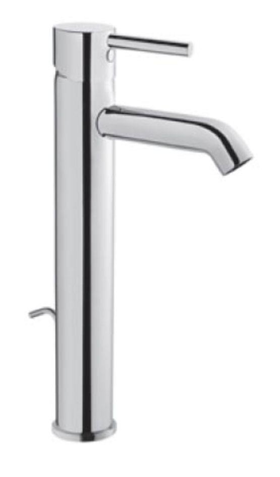 robinet monotrou poser sur plan de toilette robinetterie 41992ekf vitra. Black Bedroom Furniture Sets. Home Design Ideas