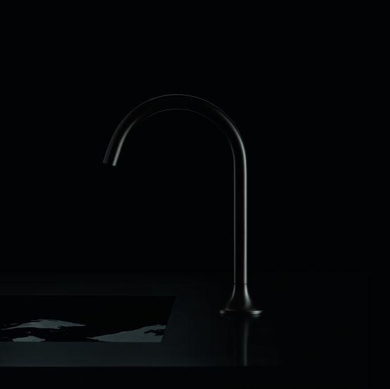 Robinetterie design pour lavabo douche bidet et baignoire for Lavabo design salle de bain