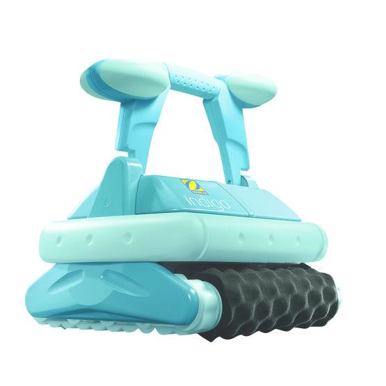 Robot de filtration deux cycles de nettoyage indigo for Robot de nettoyage