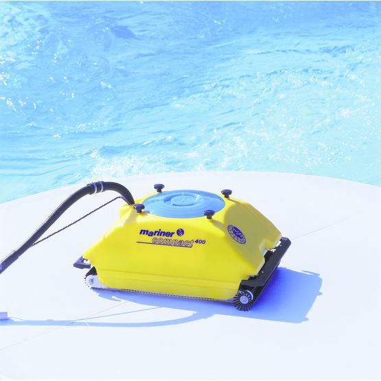 Robot de nettoyage pour piscines de 25 m tres de longueur for Robot de nettoyage
