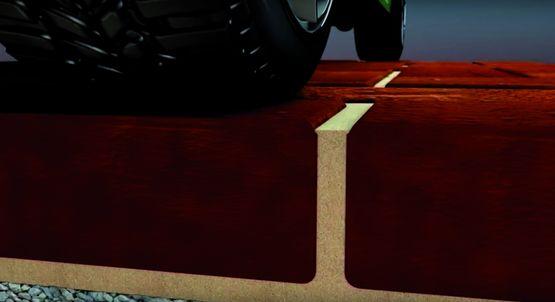 sable pour joints de pav s sans poussi re d 39 additif dr. Black Bedroom Furniture Sets. Home Design Ideas