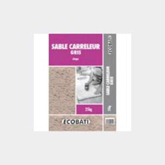 sables pour joints de carrelage et chapes sable carreleur gris blanc pradier. Black Bedroom Furniture Sets. Home Design Ideas