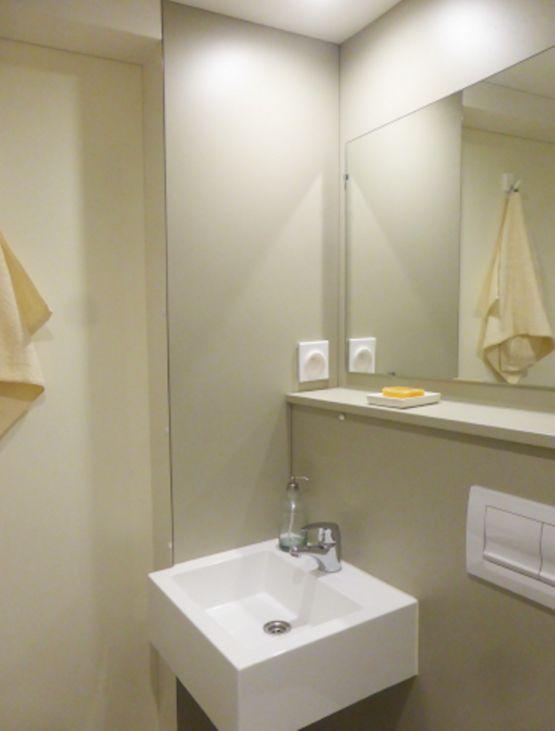 salle de bain pr fabriqu e dimensio 80 gamme baudet smart baudet sa. Black Bedroom Furniture Sets. Home Design Ideas