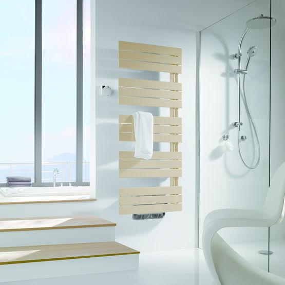Puissance seche serviette fabulous radiateur avec for Puissance radiateur seche serviette