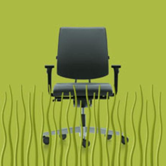 photos officielles 88fef 1f397 Siège de bureau et fauteuil visiteur   Black dot