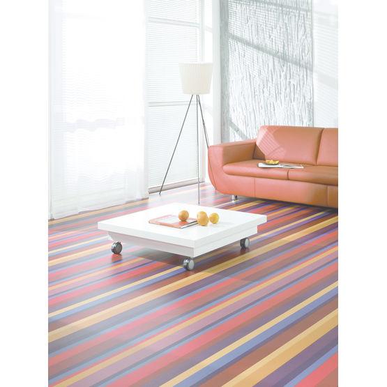sol pvc couleurs psych d liques new generation tarkett france. Black Bedroom Furniture Sets. Home Design Ideas
