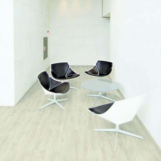 sol pvc acoustique en dalle et en lame pour grand trafic primeo modal forbo flooring systems. Black Bedroom Furniture Sets. Home Design Ideas