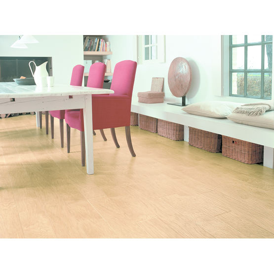 Sol Stratifié Aspect Parquet Rustique Quick Step Country