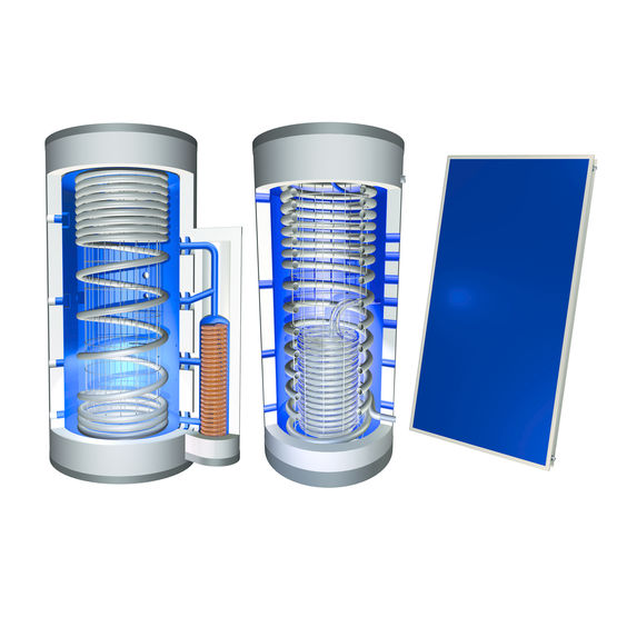 solution solaire pour chauffage kit de chauffage solaire. Black Bedroom Furniture Sets. Home Design Ideas