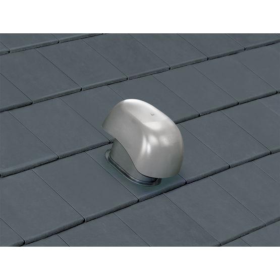 sortie de toit pour vmc ou chauffe eau thermodynamiques durovent 160 monier. Black Bedroom Furniture Sets. Home Design Ideas
