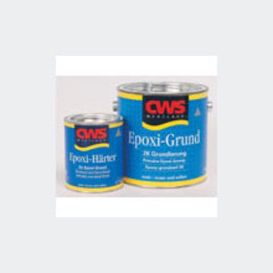Captivant Sous Couche Du0026#039;accrochage Anticorrosion | Epoxy Grund