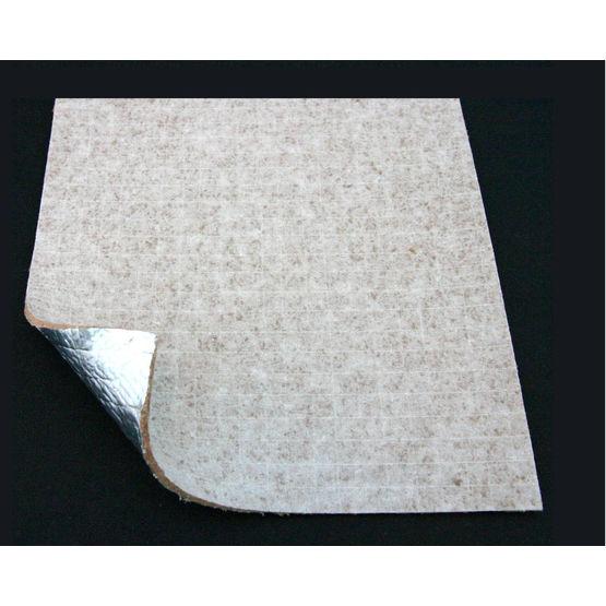 Sous couche isolante mince thermo acoustique et tanche for Sous couche isolante murale
