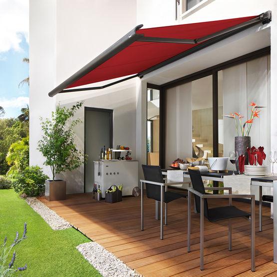 Perfect Store Banne Markilux Store Exterieur Pour Terrasse With Store Pour  Terrasse Exterieur