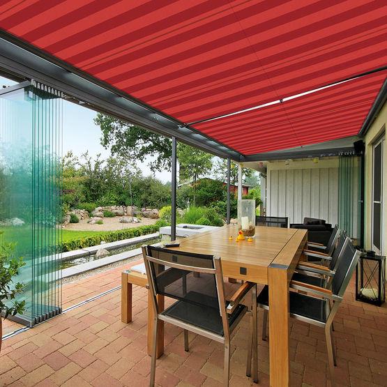 Store extérieur pour toiture de véranda jusqu'à 36 m² | Markilux 8800 - MARKILUX
