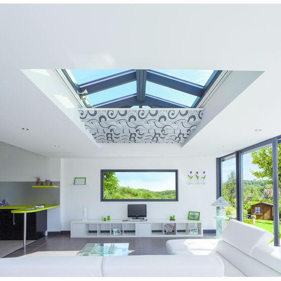 store int rieur pour toiture plate reflex 39 sol. Black Bedroom Furniture Sets. Home Design Ideas