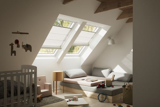 Velux Loft Conversion Bedroom