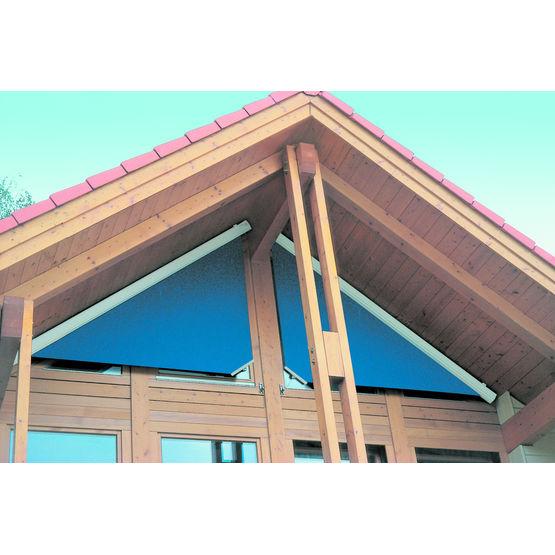 store pour ouvertures triangulaires 893 markilux. Black Bedroom Furniture Sets. Home Design Ideas