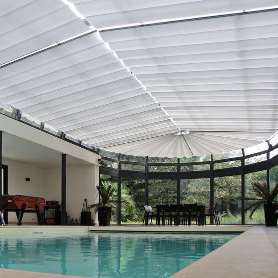 solaria store velum pour protection solaire et isolation thermique. Black Bedroom Furniture Sets. Home Design Ideas