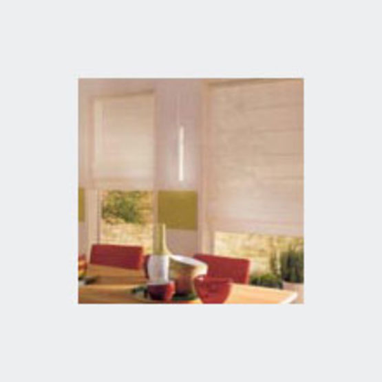 stores textiles bateau ou drap s en quatre gammes de tissus roman shade roman shade de luxe. Black Bedroom Furniture Sets. Home Design Ideas
