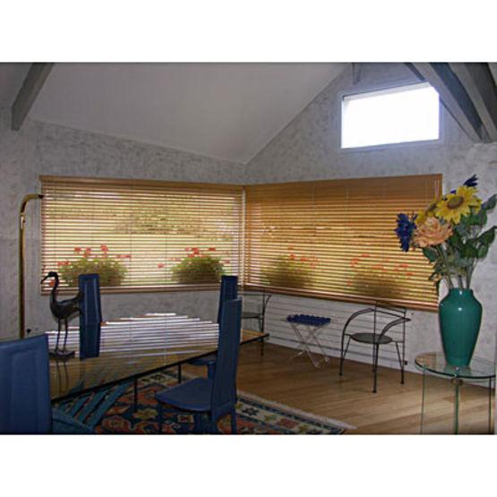Stores v nitiens lames bois aluminium ou pvc stores - Store venitien exterieur aluminium ...