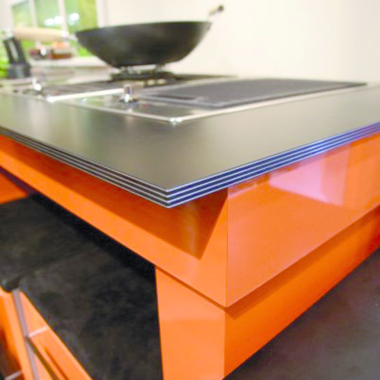 stratifi compact autoportant me ray e multicolore. Black Bedroom Furniture Sets. Home Design Ideas