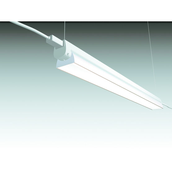 Suspension lumineuse raccordable