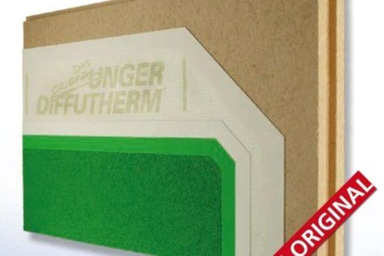 syst me d 39 isolation thermique en fibres de bois pour. Black Bedroom Furniture Sets. Home Design Ideas