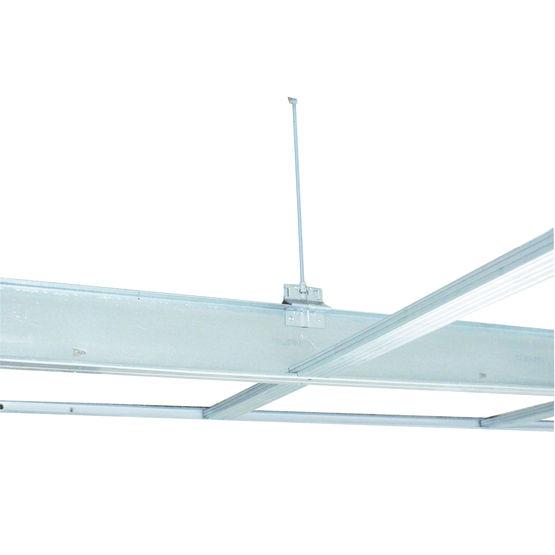 Syst me d 39 ossature pour plafond suspendu longue port e semin for Devis plafond suspendu