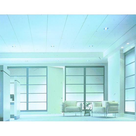 Syst me de faux plafond ossature semi cach e ultima vector armstrong - Ossature faux plafond dalle ...