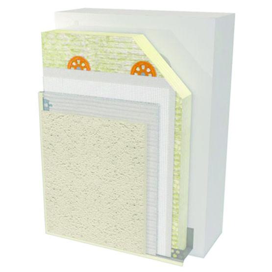 Syst me min ral d 39 isolation thermique par l 39 ext rieur - Isolation thermique par l exterieur ...