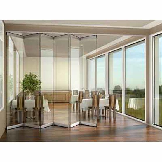 syst me pliant pour baie vitr e avec cadre m tallique opentec fmf150 mantion. Black Bedroom Furniture Sets. Home Design Ideas