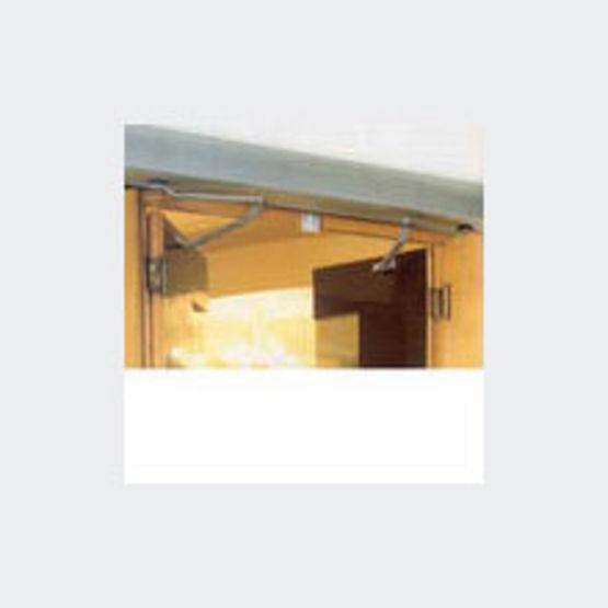 Syst me pour automatisation de porte battante fly came - Automatisation porte de garage ...