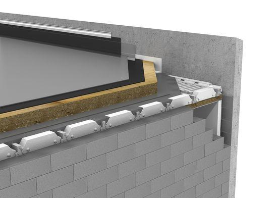 syst me pr fabriqu pour isolation de toit terrasse en. Black Bedroom Furniture Sets. Home Design Ideas