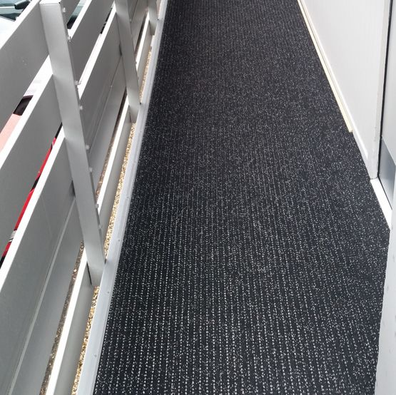 Tapis antidérapant pour usage intensif | Foxihall