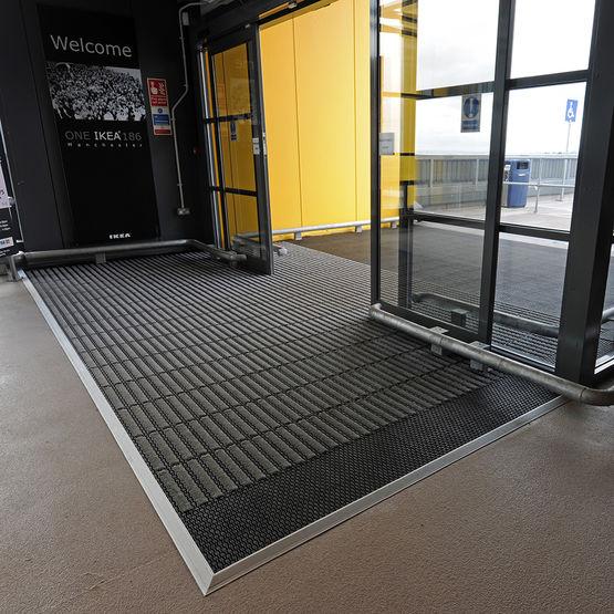tapis d 39 accueil charges importantes pour int rieur et ext rieur helix cs france. Black Bedroom Furniture Sets. Home Design Ideas