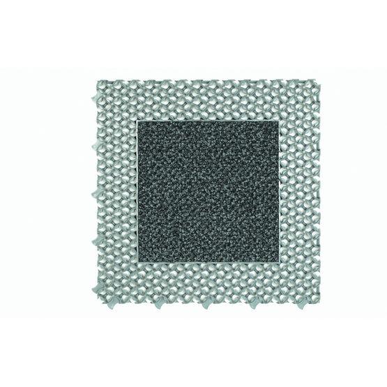 tapis de propret amovible avec ou sans drainage nomad modular 3m entretien et hygi ne. Black Bedroom Furniture Sets. Home Design Ideas